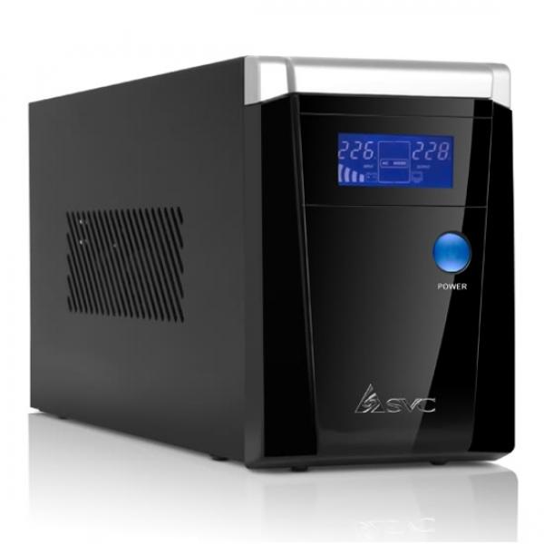 Источник бесперебойного питания SVC V-1500-F LCD