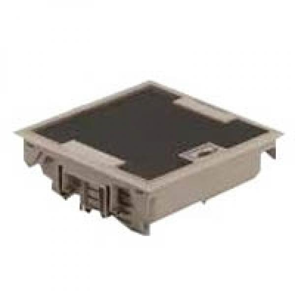 Напольная коробка (лючок) Legrand 18 модулей