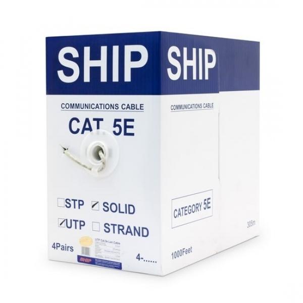 Кабель UTP SHIP Cat 5e D135-P