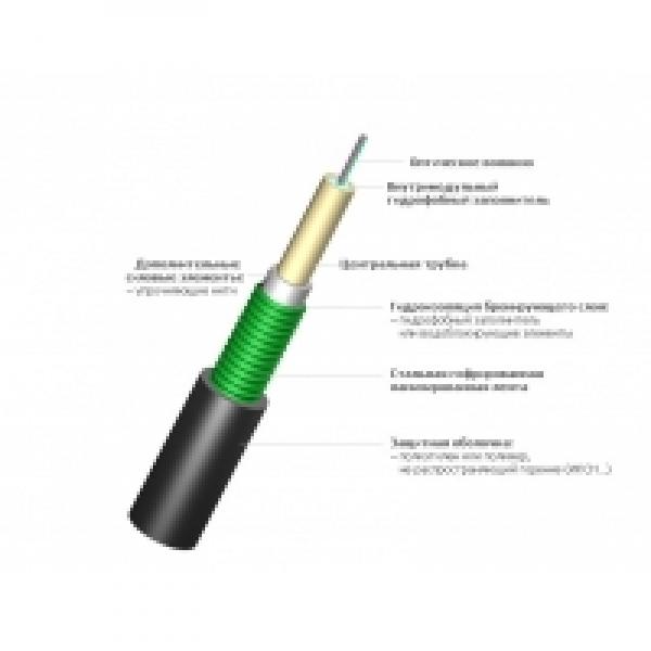 Оптический кабель бронированный от грызунов